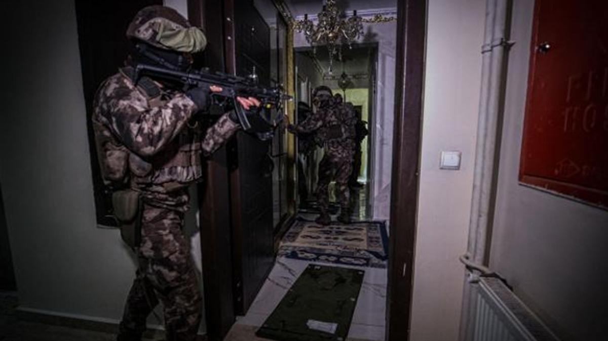 Ankara'da DEAŞ operasyonu: 15 şüpheli hakkında gözaltı kararı