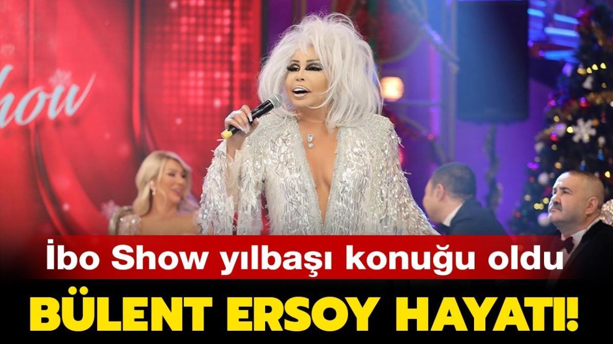 """Bülent Ersoy İbo Show yılbaşı konuğu oldu! Bülent Ersoy kaç yaşında ve nereli"""""""