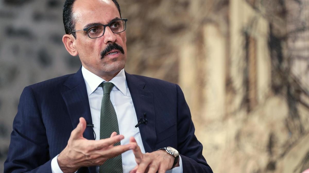 Cumhurbaşkanlığı Sözcüsü Kalın, CHP'li Sağlar'a sert çıktı
