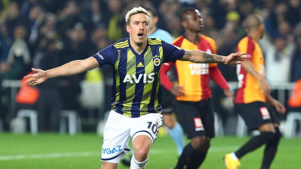 Fenerbahçe, Max Kruse'ye 3,75 milyon euro tazminat ödeyecek