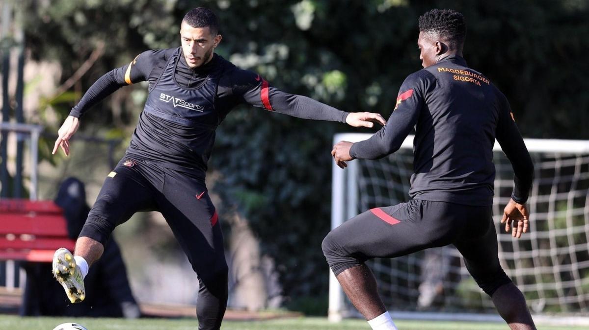Galatasaray'da hedef Antalyaspor maçı
