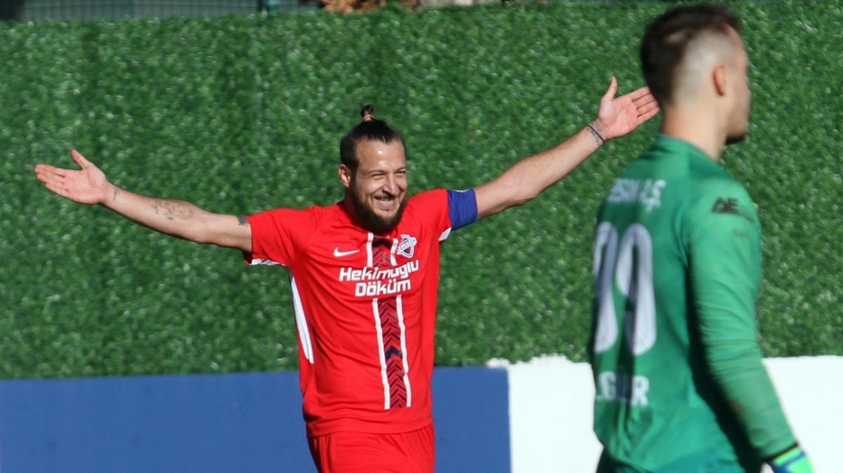 Hekimoğlu Trabzon'da Batuhan Karadeniz durdurulamıyor! 17 maçta 12 gol oldu