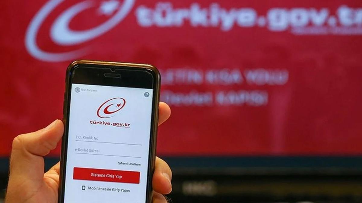 İçişleri Bakanlığı açıkladı: e-Devlet uygulamasıyla 4 milyar TL tasarruf sağlandı
