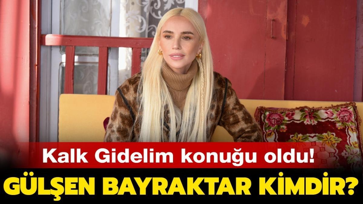 """Şarkıcı Gülşen kaç yaşında, aslen nereli"""" Kalk Gidelim yılbaşı konuğu Gülşen Bayraktar kimdir, şarkıları neler"""""""