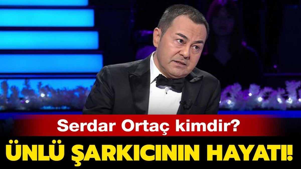 """Serdar Ortaç aslen nereli ve kaç yaşında"""" Serdar Ortaç Kim Milyoner Olmak İster yılbaşı konuğu oldu!"""