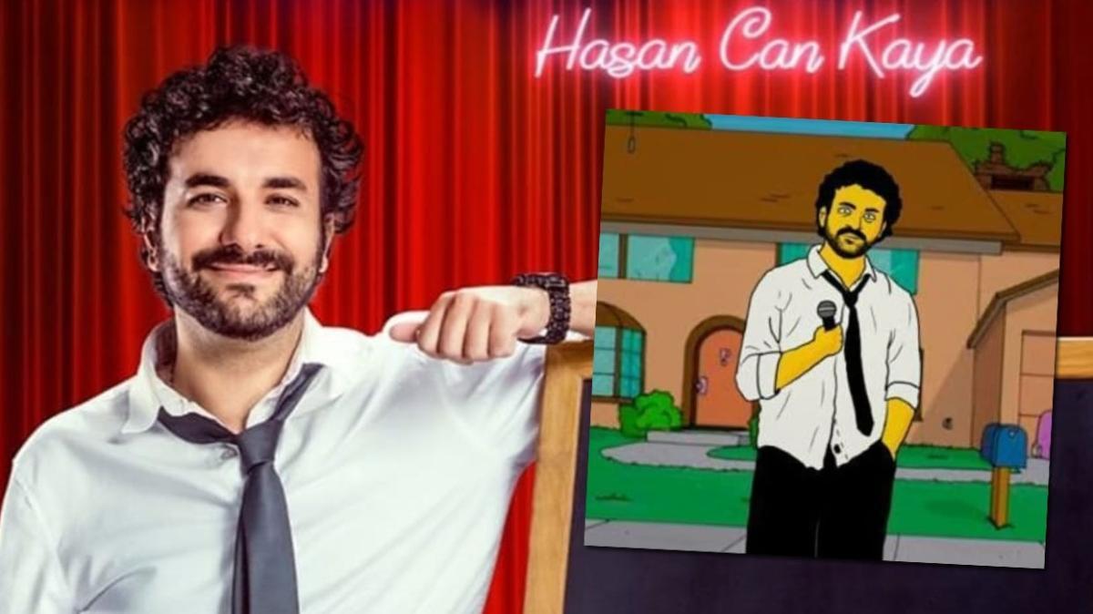 Konuşanlar'ın yıldızı Hasan Can Kaya ile Exxen'de yeni proje müjdesi