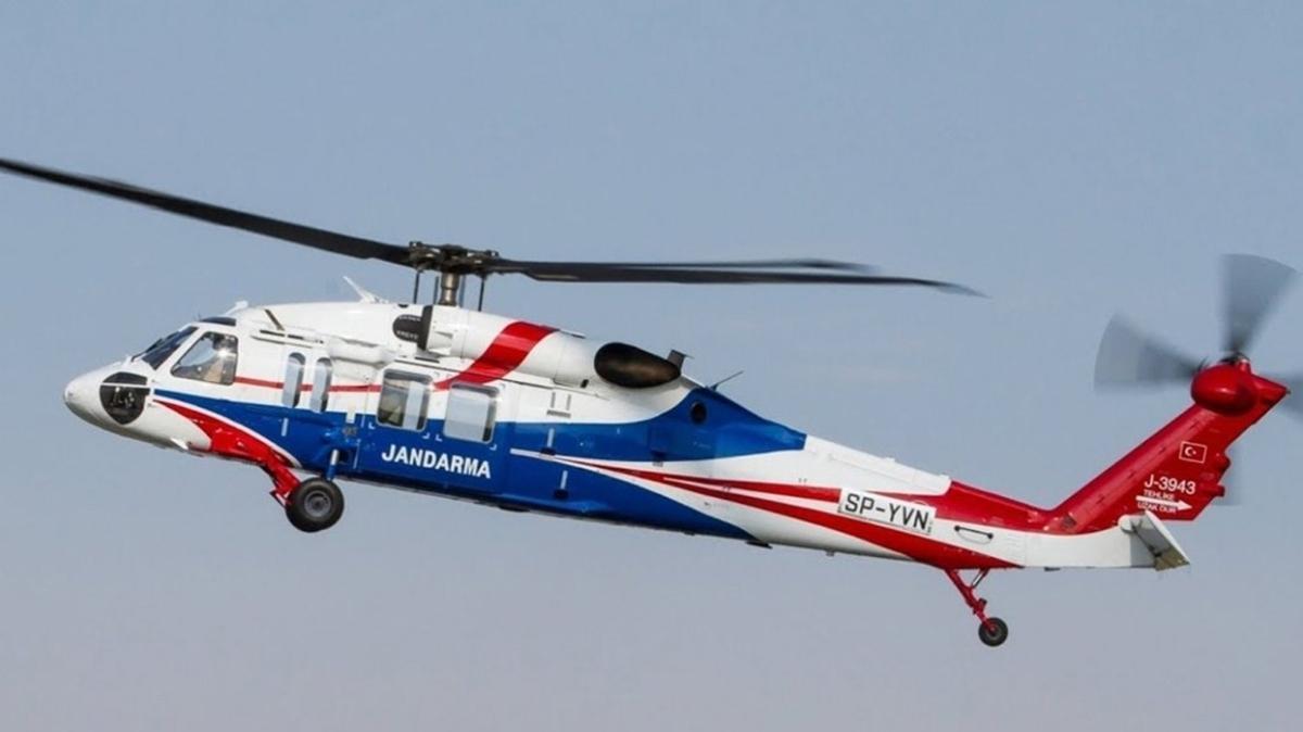 Son dakika haberleri... Sabiha Gökçen Havalimanı'nda helikopter kazası