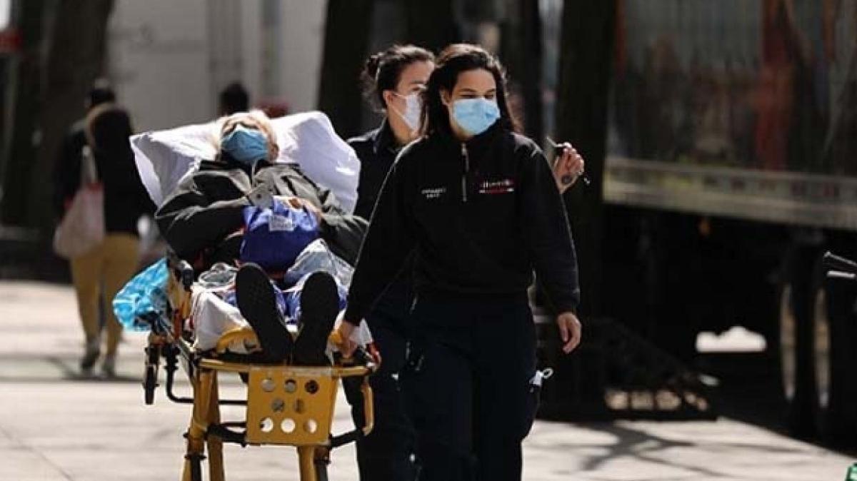 ABD'de koronavirüs nedeniyle son 24 saatte 3 bin 473 kişi hayatını kaybetti