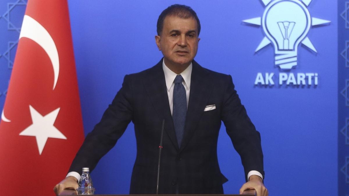 AK Parti Sözcüsü Çelik'ten Ayasofya tepkisi