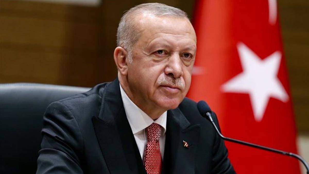 Başkan Erdoğan: Reform ve barış yılı olacak