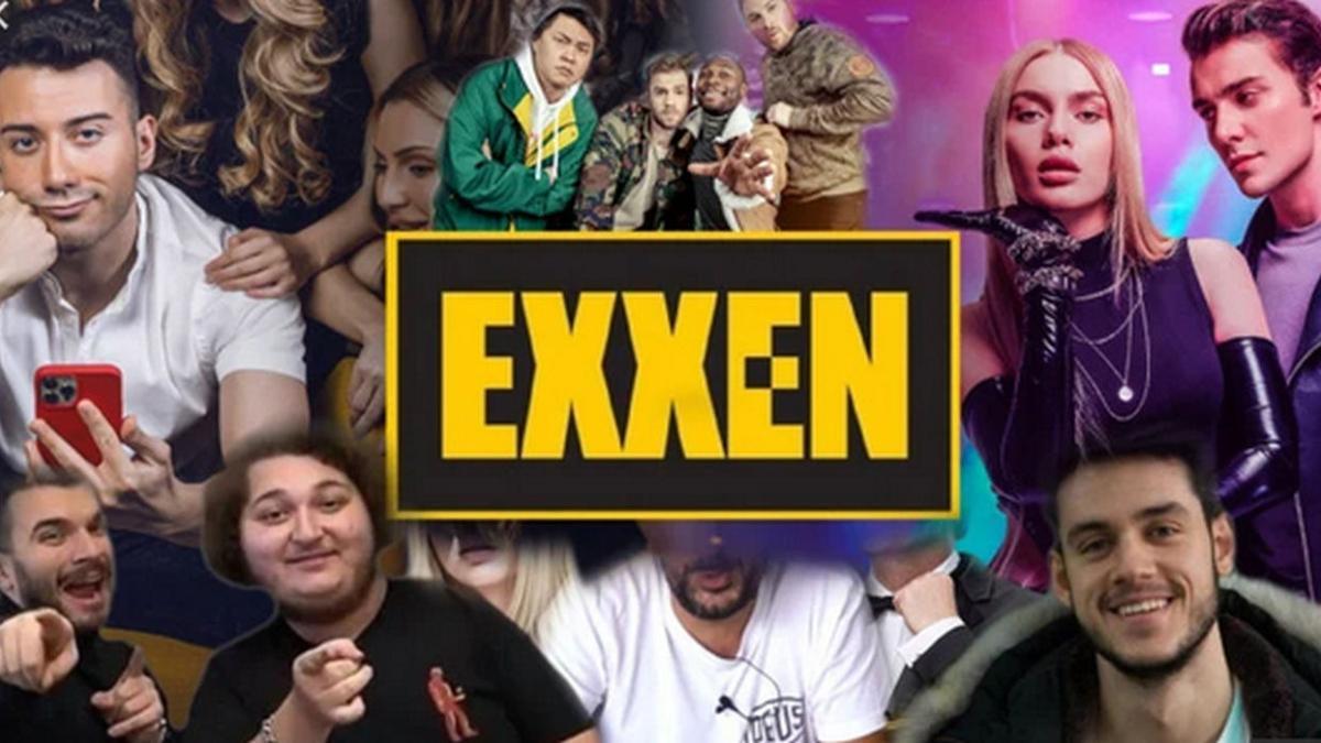 """Exxen üyelik iptali ve 7 gün ücretsiz üyelik nasıl yapılır"""" Exxen'de hangi programlar var"""""""