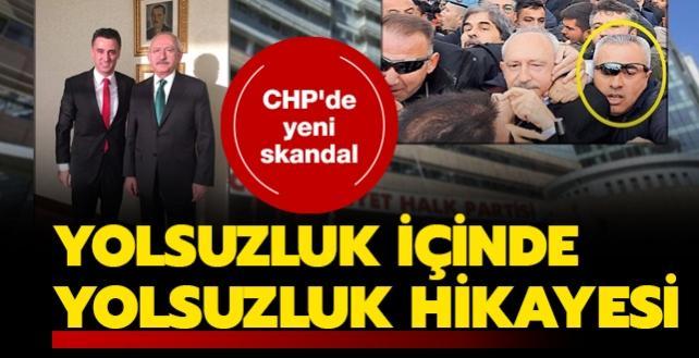 CHP'de yeni skandal: Yolsuzluk içinde yolsuzluk hikayesi