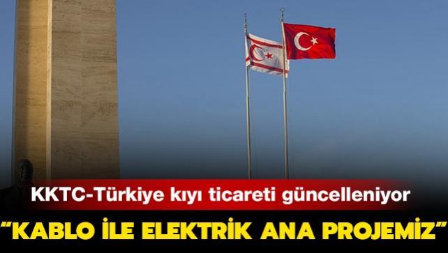 KKTC ile Türkiye arasındaki kıyı ticaret anlaşması güncellenecek