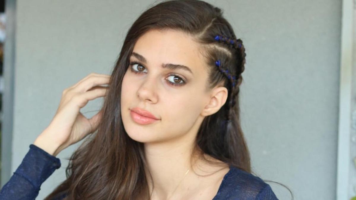 Akıncı'nın Didem'i Defne Samyeli'nin kızı Deren Talu ilk oyunculuk deneyimini yaşayacak