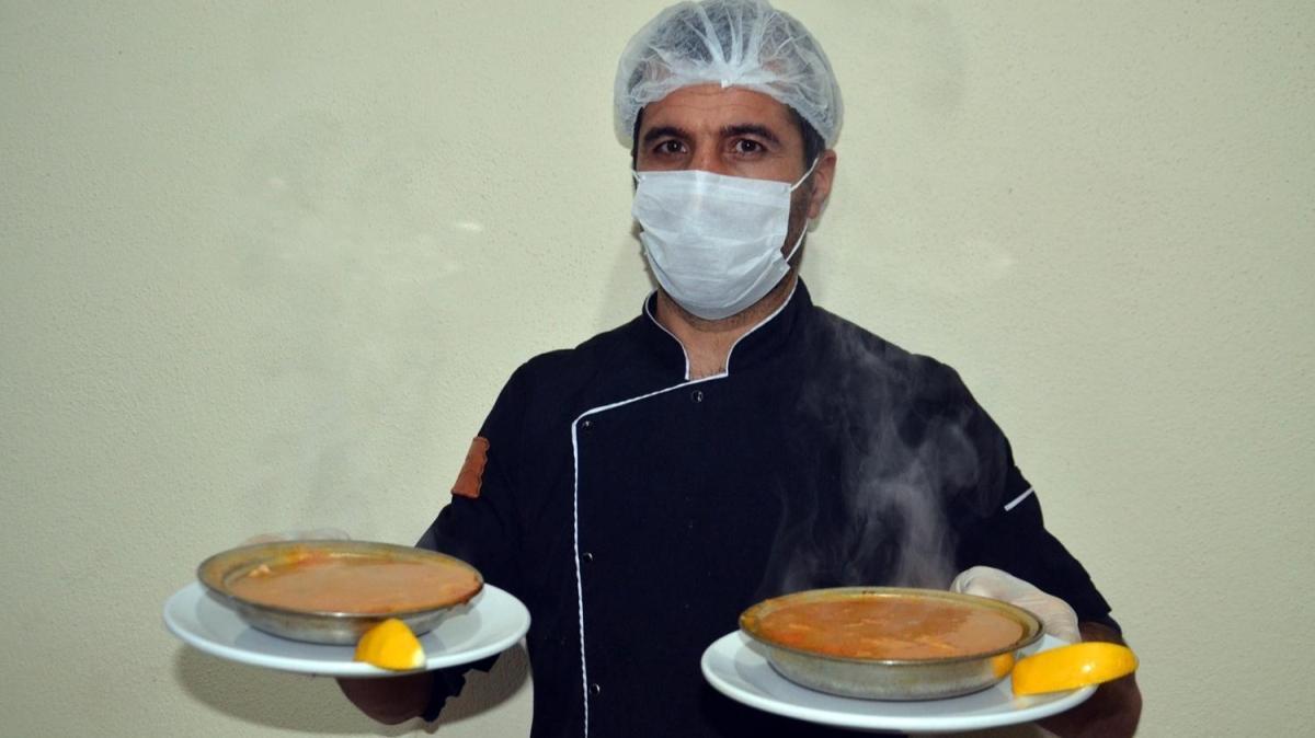 Beyran çorbasına yoğun talep! Beyran çorbasının püf noktası