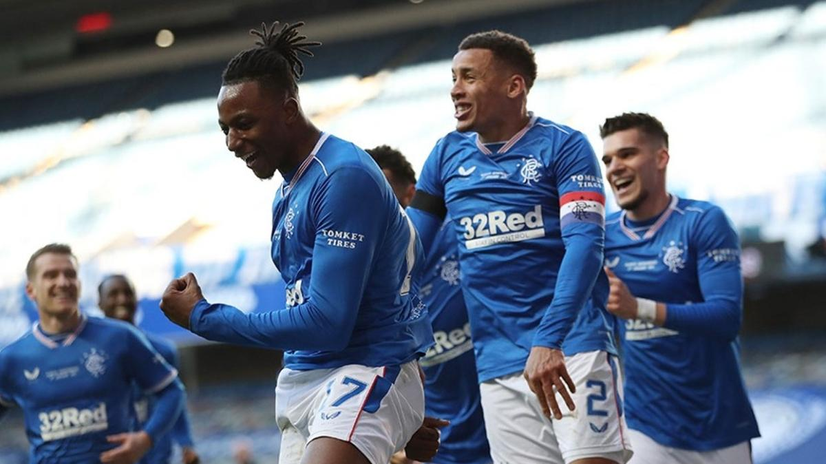 Rangers, Old Firm derbisinde Celtic'i tek golle devirdi
