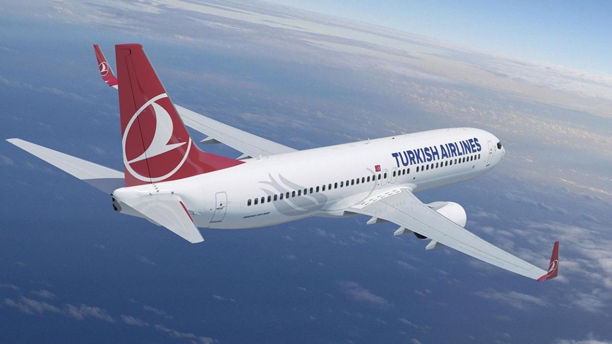 THY, Avrupa'da en çok uçan 2. havayolu oldu