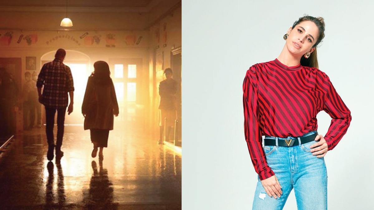 Büşra Pekin'in başrolünde olduğu Küçük Dev Kadın Dilber Ay filminin çekimleri başladı