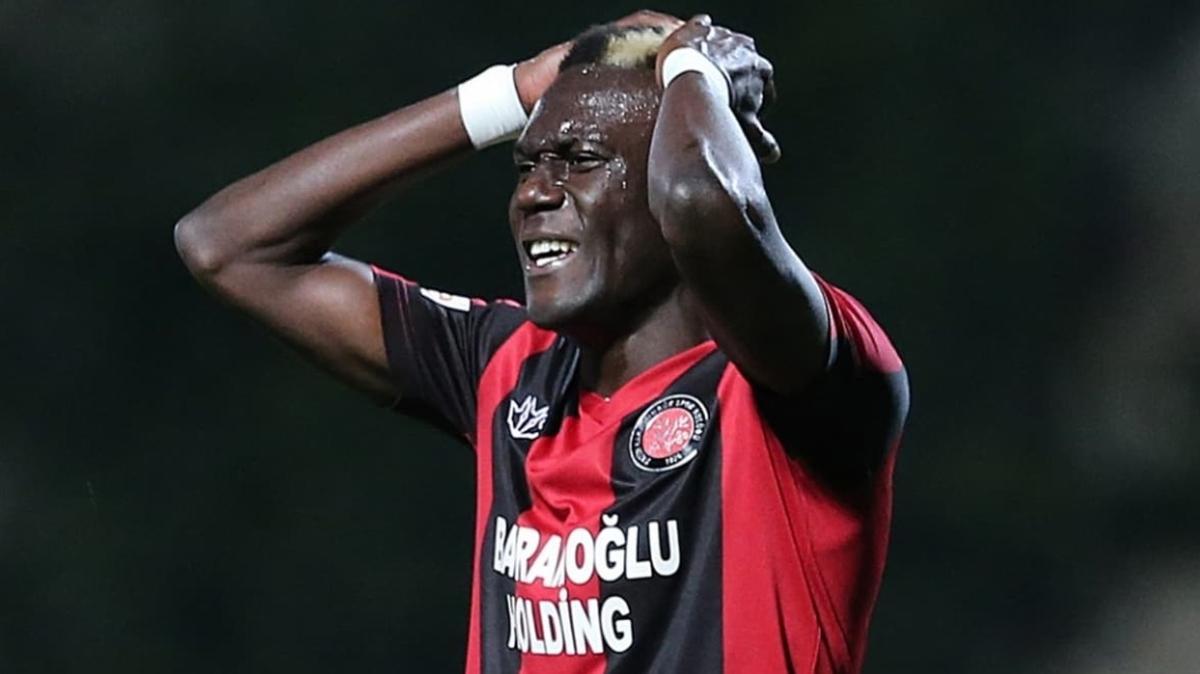 Fenerbahçe'de Edin Visca olmazsa Alassane Ndao transfer edilecek