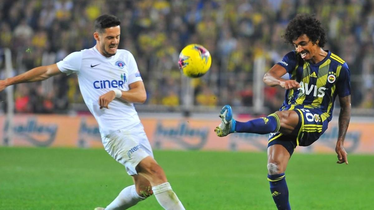 Fenerbahçe'den Kasımpaşa'ya son maçlarda ezici üstünlük