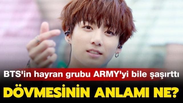 """BTS'in hayran grubu ARMY'yi bile şaşırttı: Jungkook'un dövmesi ne anlama geliyor"""""""
