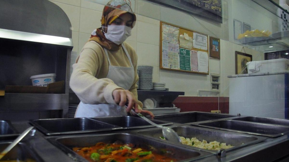 20 yıllık hayaliydi, çalıştığı restoranın patronu oldu