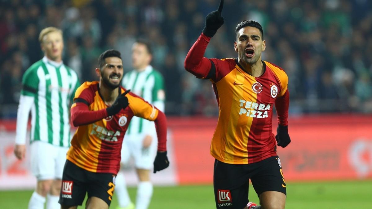 Konyaspor ligde Galatasaray'ı tam 27 maçtır yenemiyor