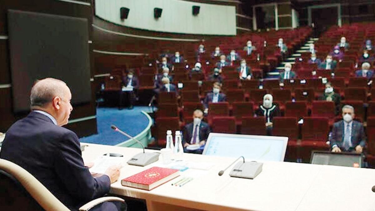 Kritik toplantı bugün... AK Parti yeni yıla reformlarla başlıyor
