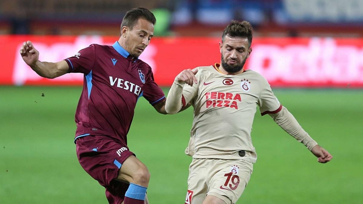 Son dakika: Trabzonspor'da Joao Pereira'dan veda gibi paylaşım