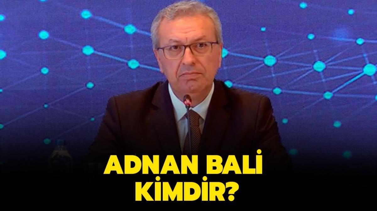 "İş Bankası Genel Müdürü Adnan Bali istifa etti mi"" Adnan Bali kimdir, kaç yaşında"""