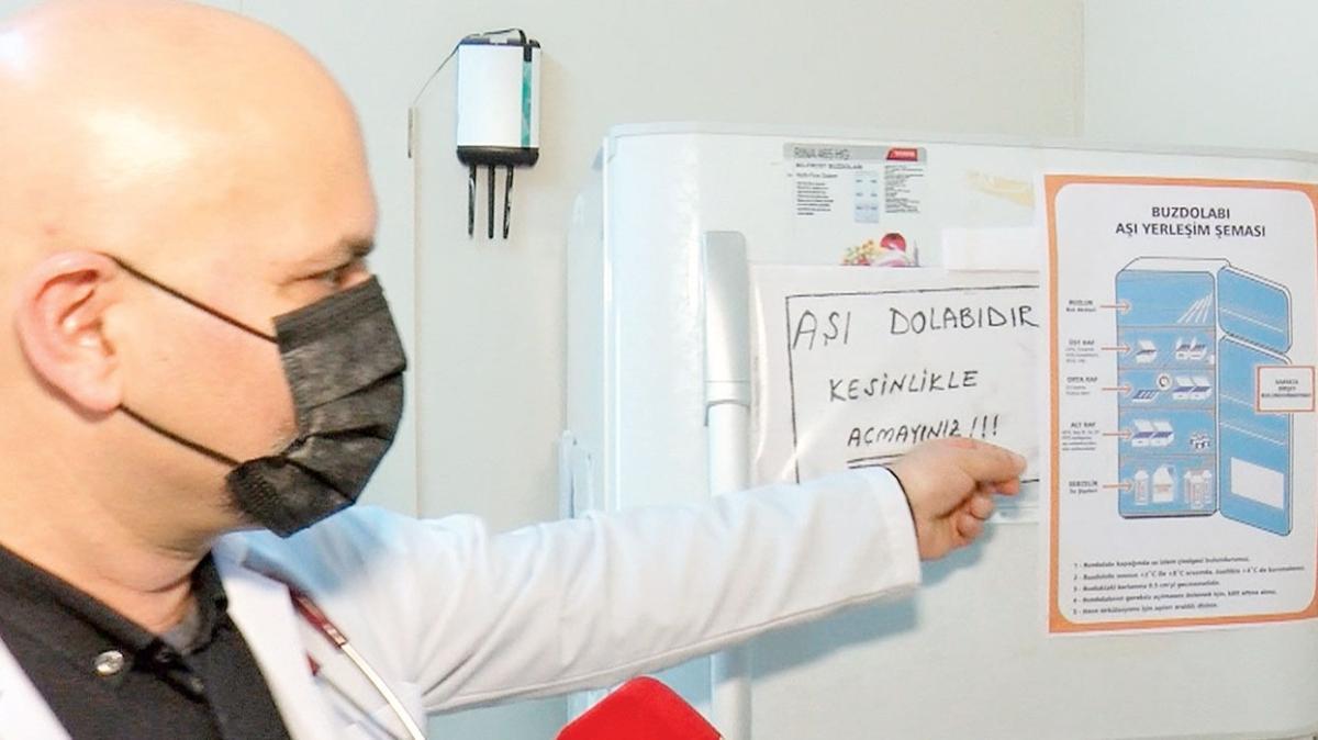 En ücra köşedeki aşılar bile ATS ile Ankara'dan izleniyor