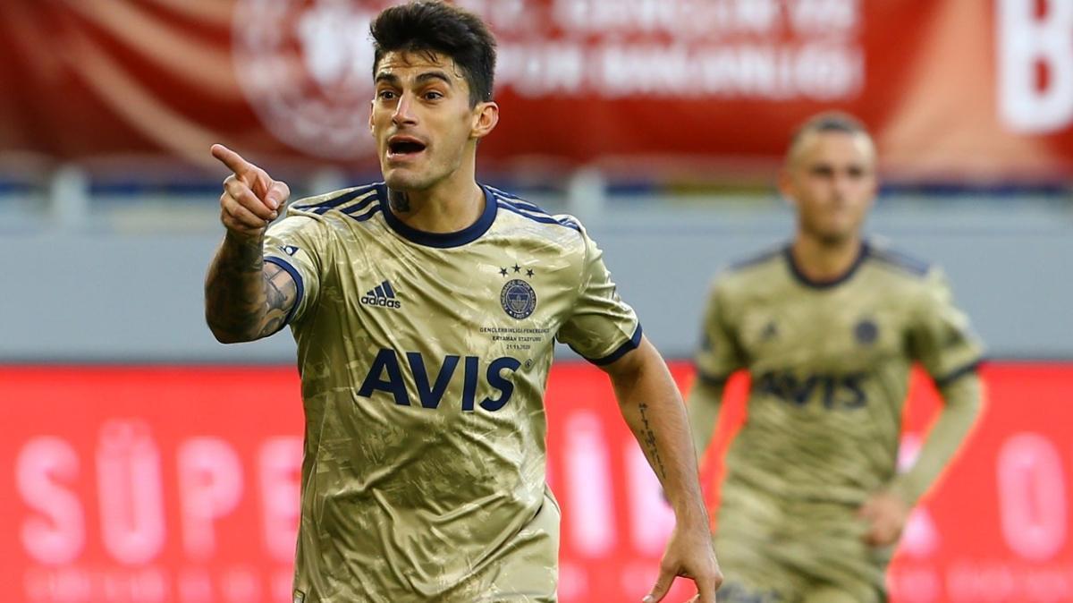 Fenerbahçe'de Diego Perotti geri dönüyor