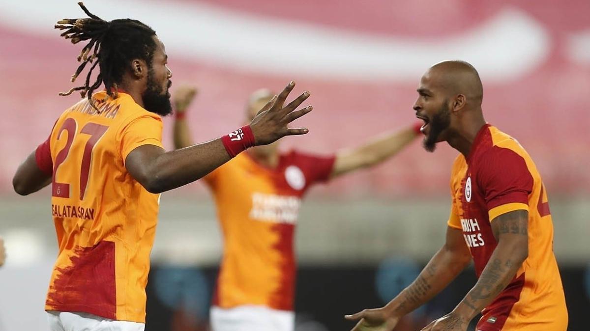 Galatasaray devre arasında Luyindama için gelecek teklifleri değerlendirme kararı aldı