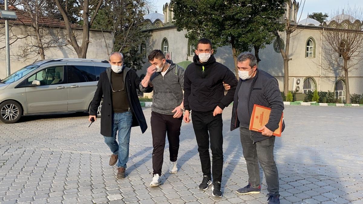 Irak uyruklu kişiyi gasbeden 2 şüpheli gözaltına alındı