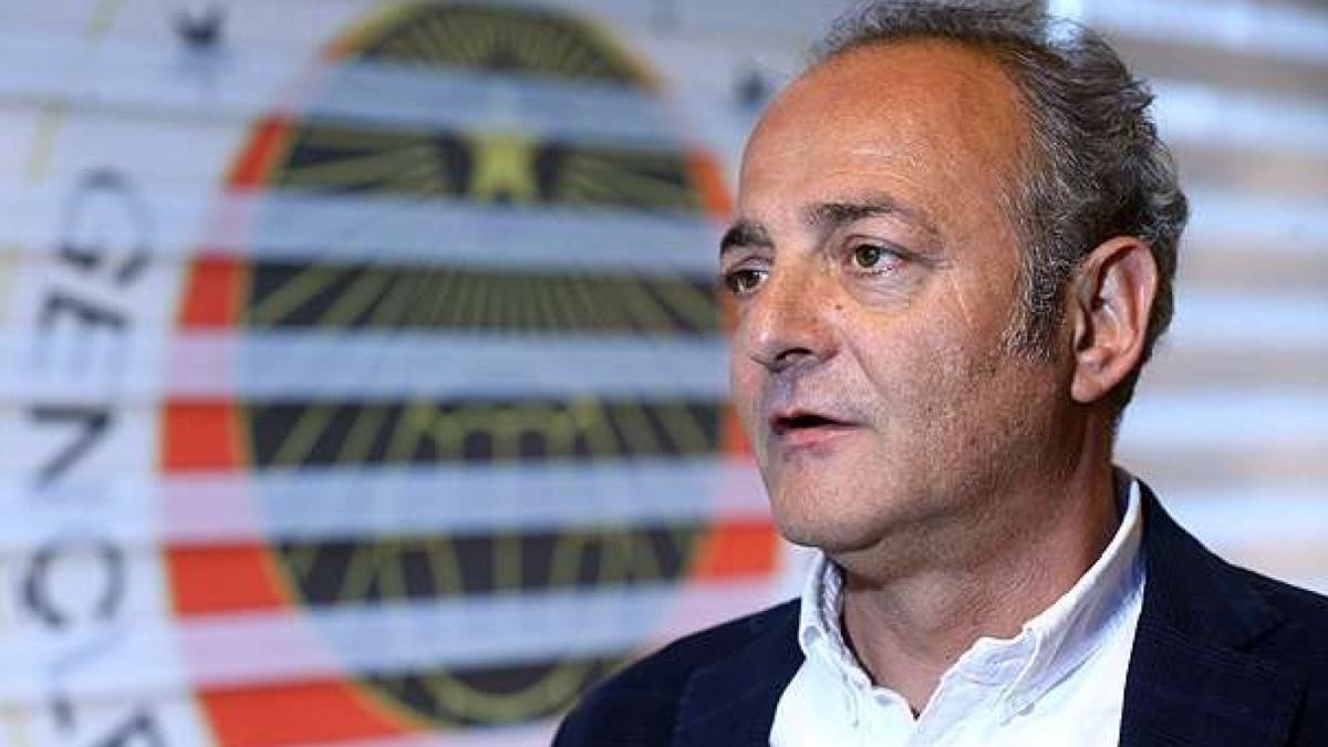 Murat Cavcav'dan Berat Özdemir açıklaması: Hep Gençlerbirlikli kalacak