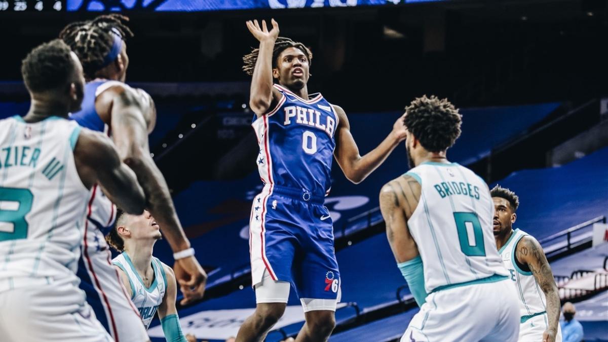 Philadelphia 76ers seriyi 4'ledi