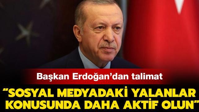Başkan Erdoğan'dan talimat: SMA hastalarına hizmeti iyi anlatın