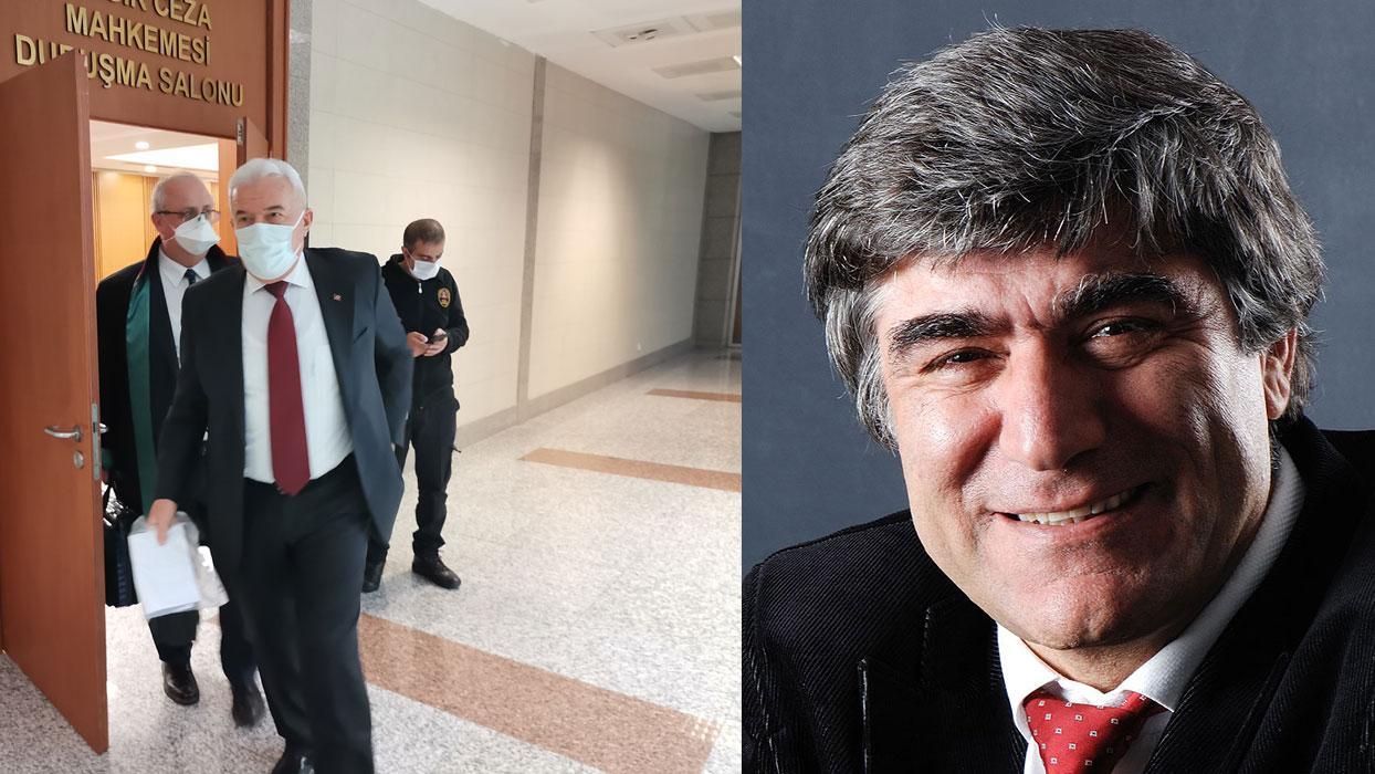 Hrant Dink davasında karar: Eski jandarma istihbarat görevlisi tutuklandı