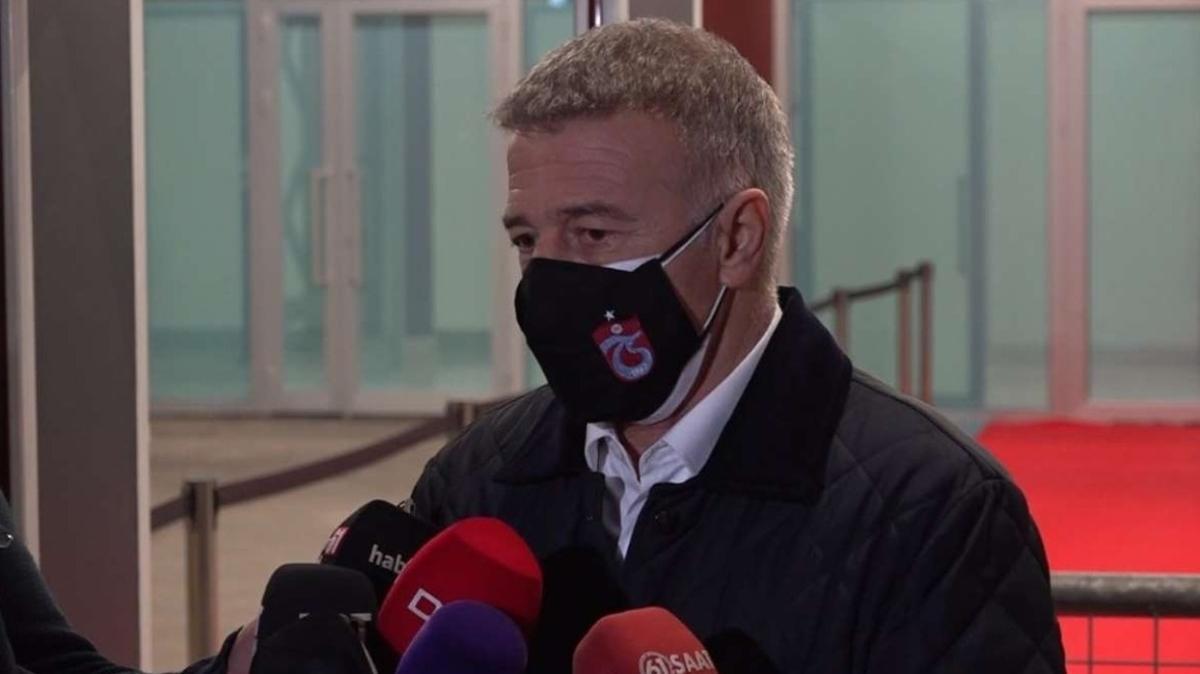Ahmet Ağaoğlu: Temas halindeyiz
