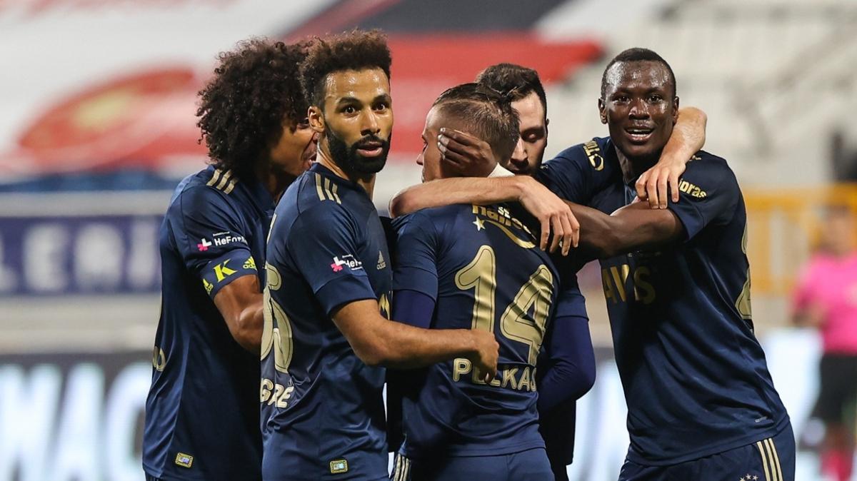Fenerbahçe'nin Alanyaspor'a karşı galibiyet hasreti 3 maç