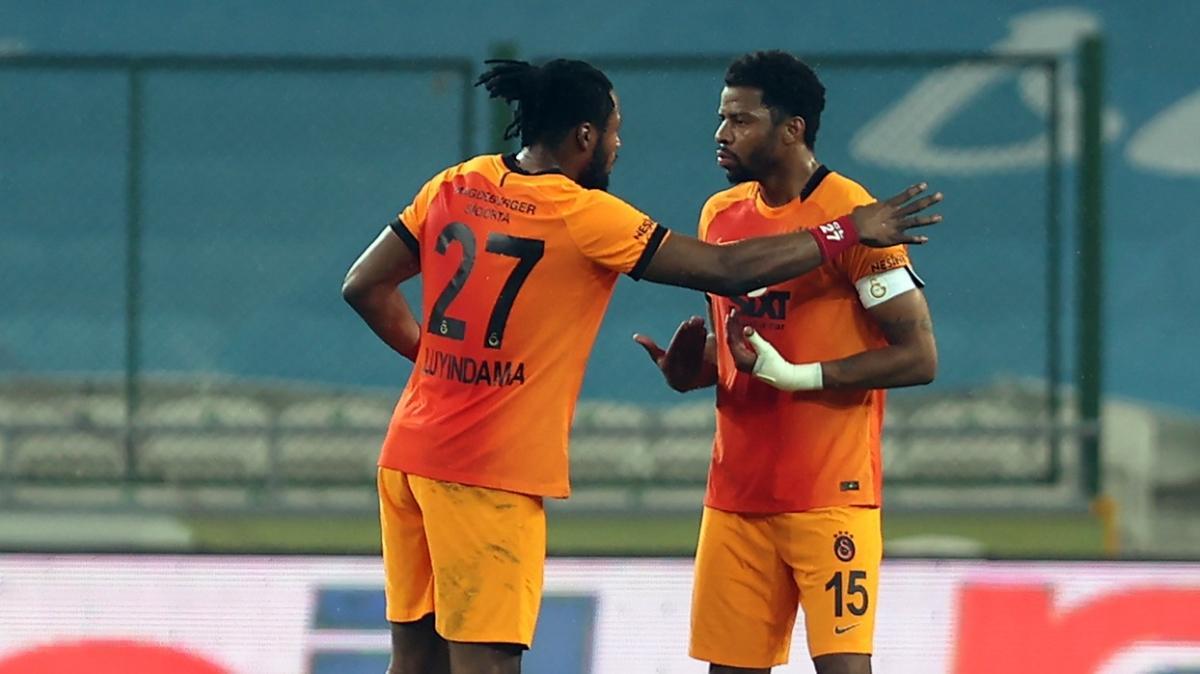 Galatasaray geri düştüğü maçları kazanamıyor