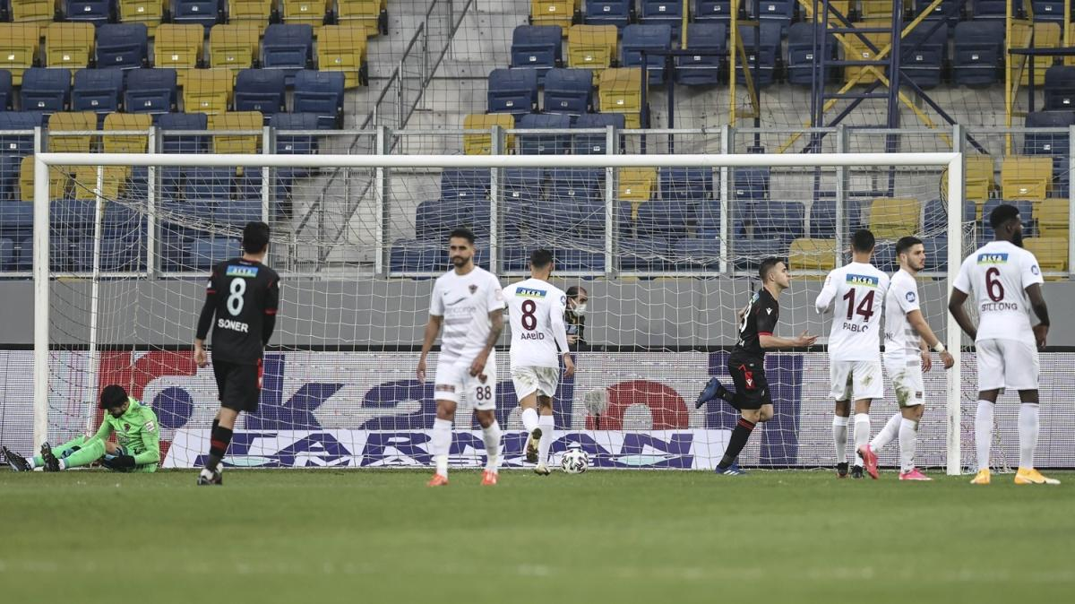 Gençlerbirliği-Atakaş Hatayspor maçının ardından