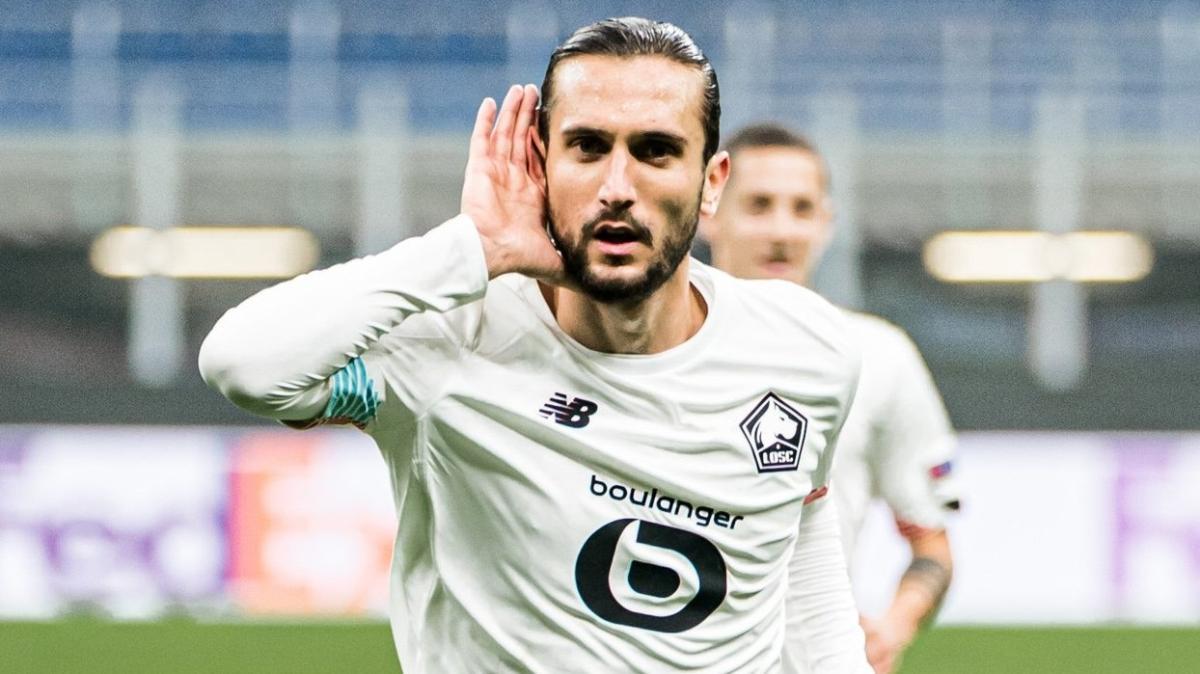 Lille'in yıldızı Yusuf Yazıcı; Juventus, Inter ve Leverkusen'in kıskacında
