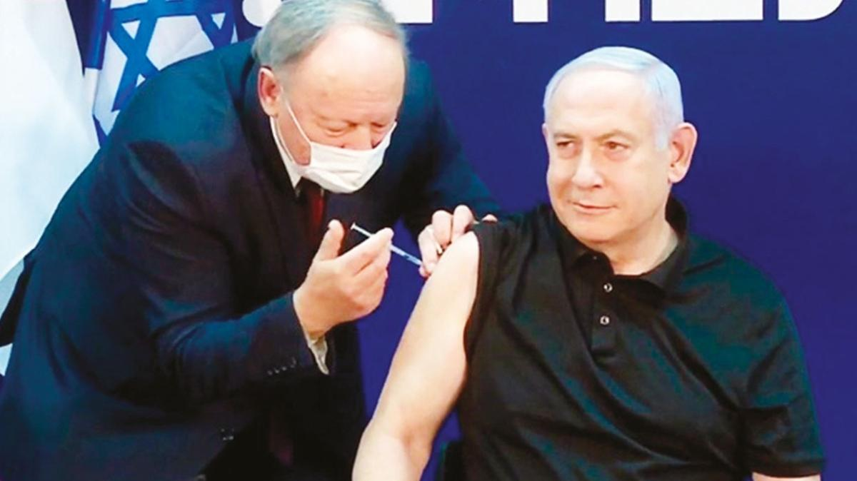 Moderna'nın aşıları AB'den önce İsrail'e