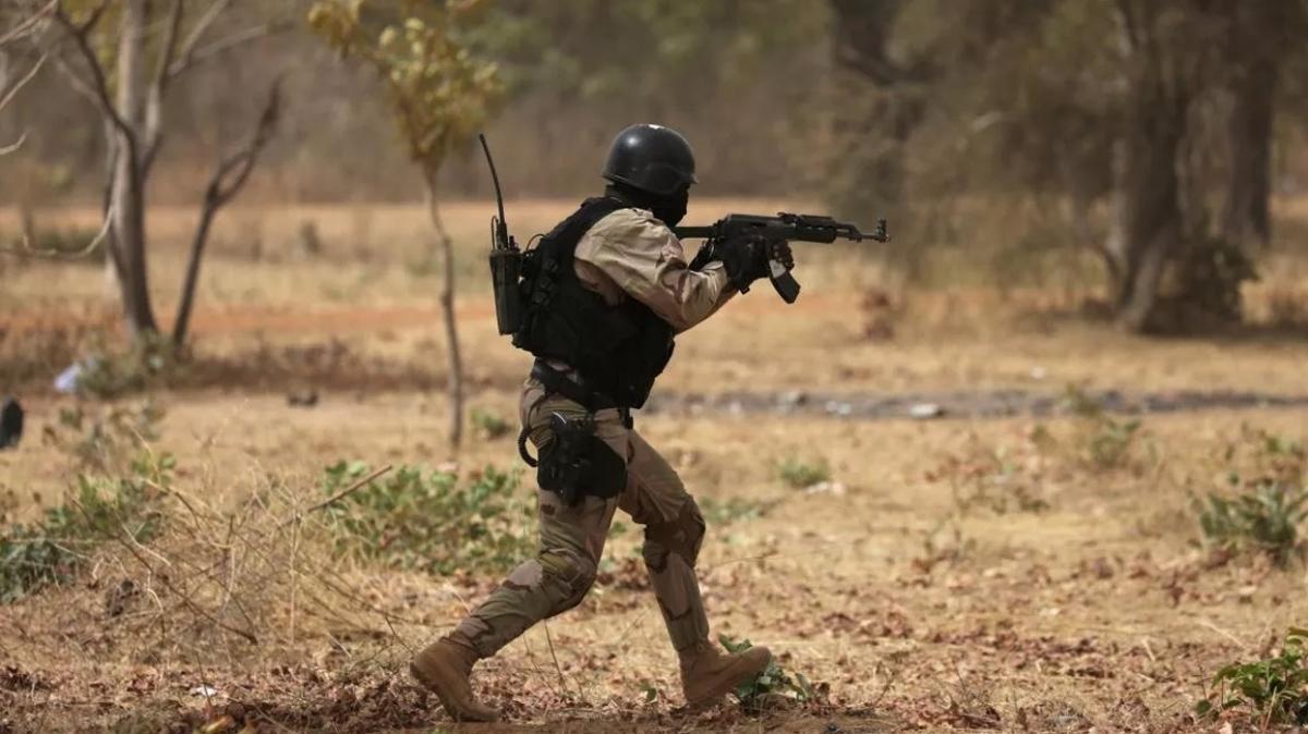 Son dakika haberleri... Burkina Faso'da silahlı saldırı
