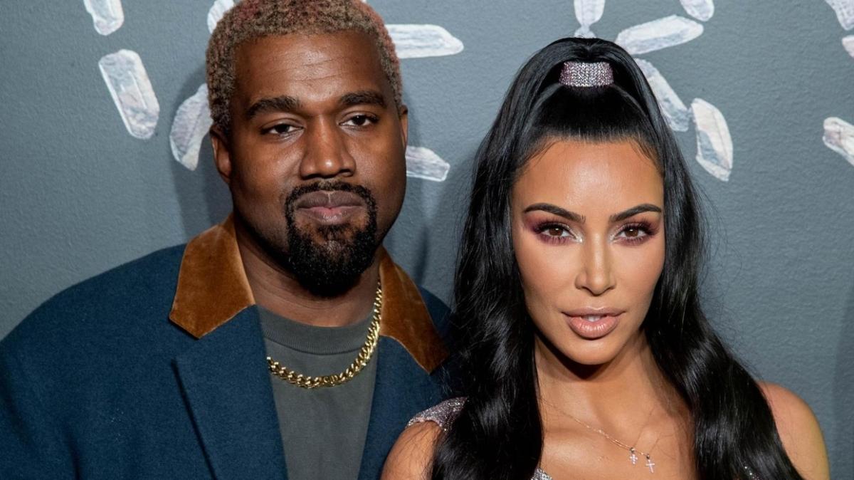 Ünlü çift boşanıyor! Kim Kardashian ve Kanye West evlerini ayırdı