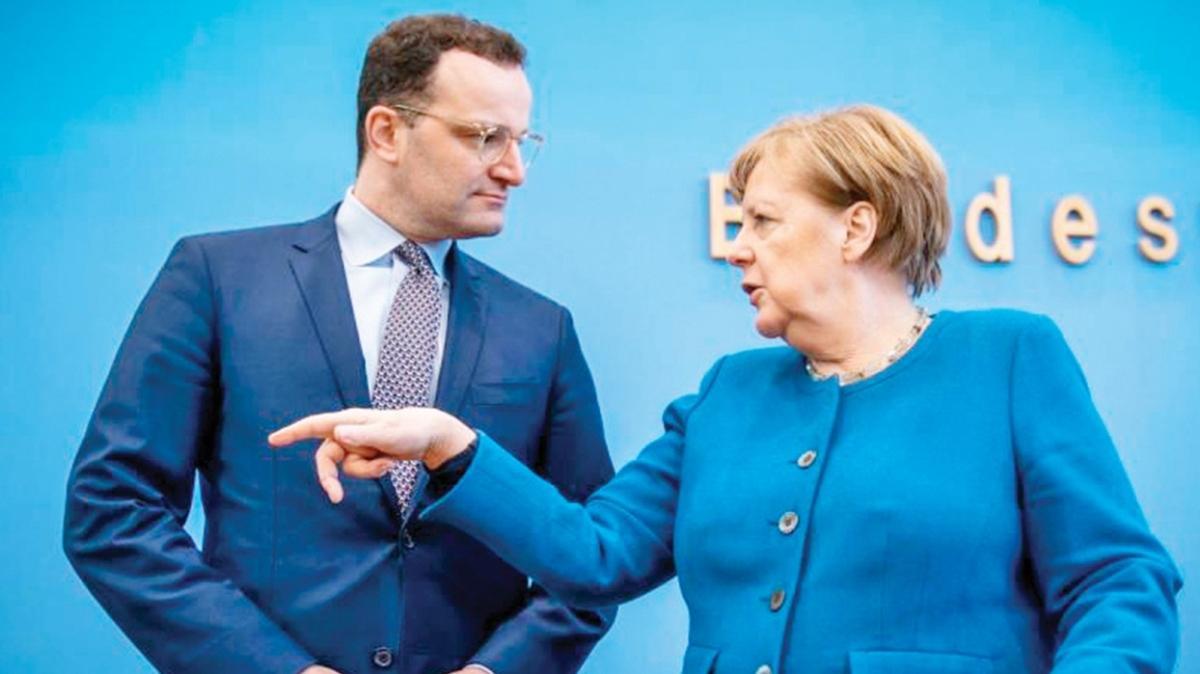 Almanya'da Biontech krizi