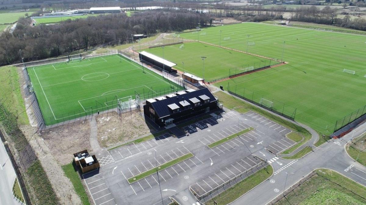 Aston Villa'nın idman tesisleri kapatıldı
