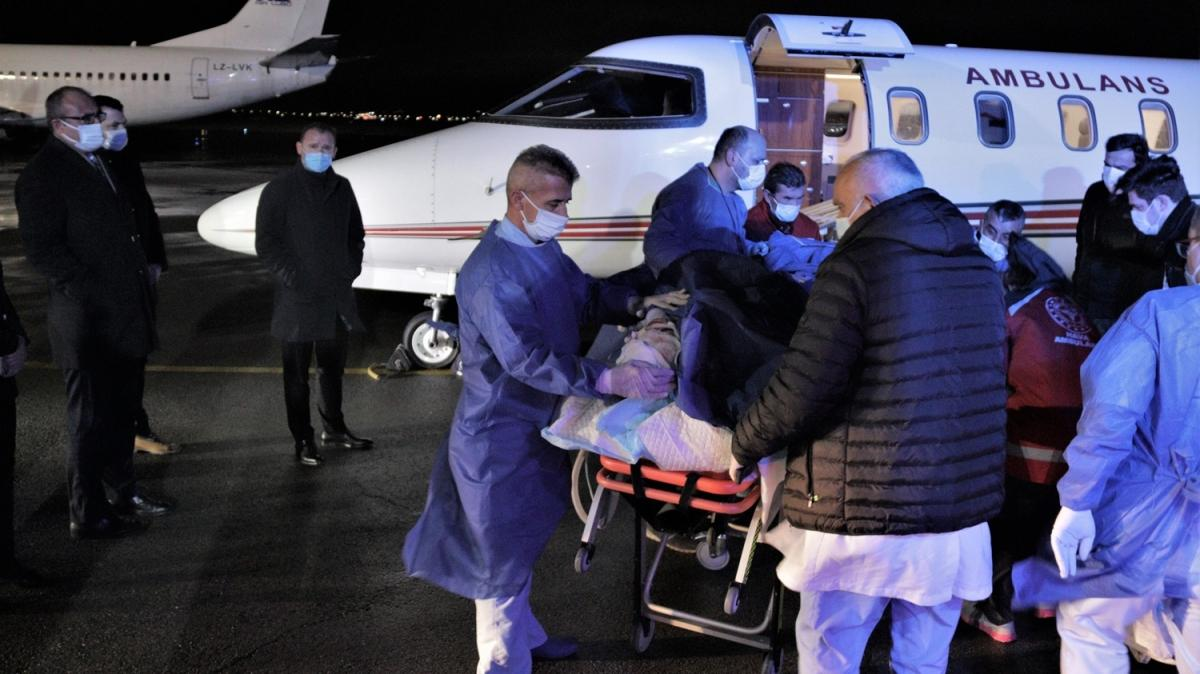 Başkan Erdoğan talimat verdi: Kosova'daki patlamada ağır yaralanan 4 kişiden 2'si tedavi için Türkiye'ye getirildi