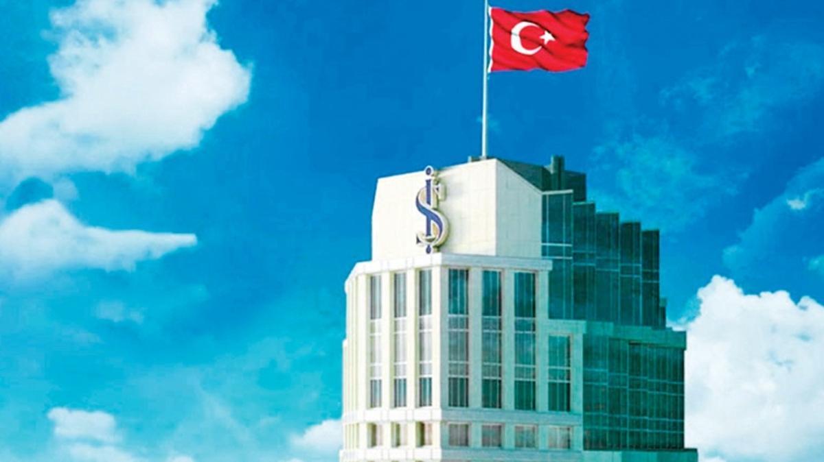 İş Bankası'nda bayrak değişimi